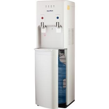 Aqua Work 1447-S белый компрессорный с нижней загрузкой