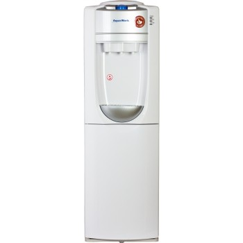 Aqua Work D712-S-W электронный со шкафчиком
