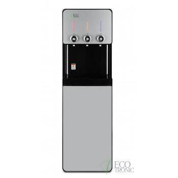 Ecotronic V19-U4L black-silver с ультрафильтрацией для 40 и более человек