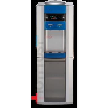 HotFrost V745CST blue компрессорный со шкафчиком