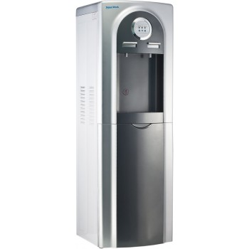 Aqua Work 5-VB серый электронный со шкафчиком