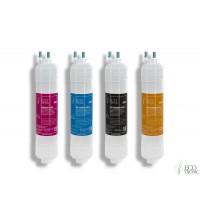 Комплект фильтров Ecotronic с UF мембраной (12 дюймов) U-тип